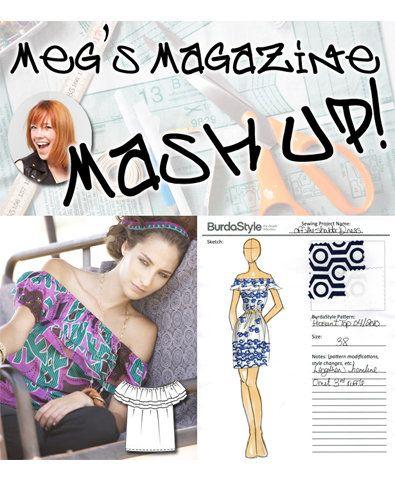 Meg's Magazine Mash Up
