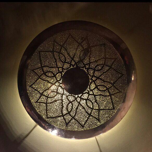 arabische lampen kugel gross
