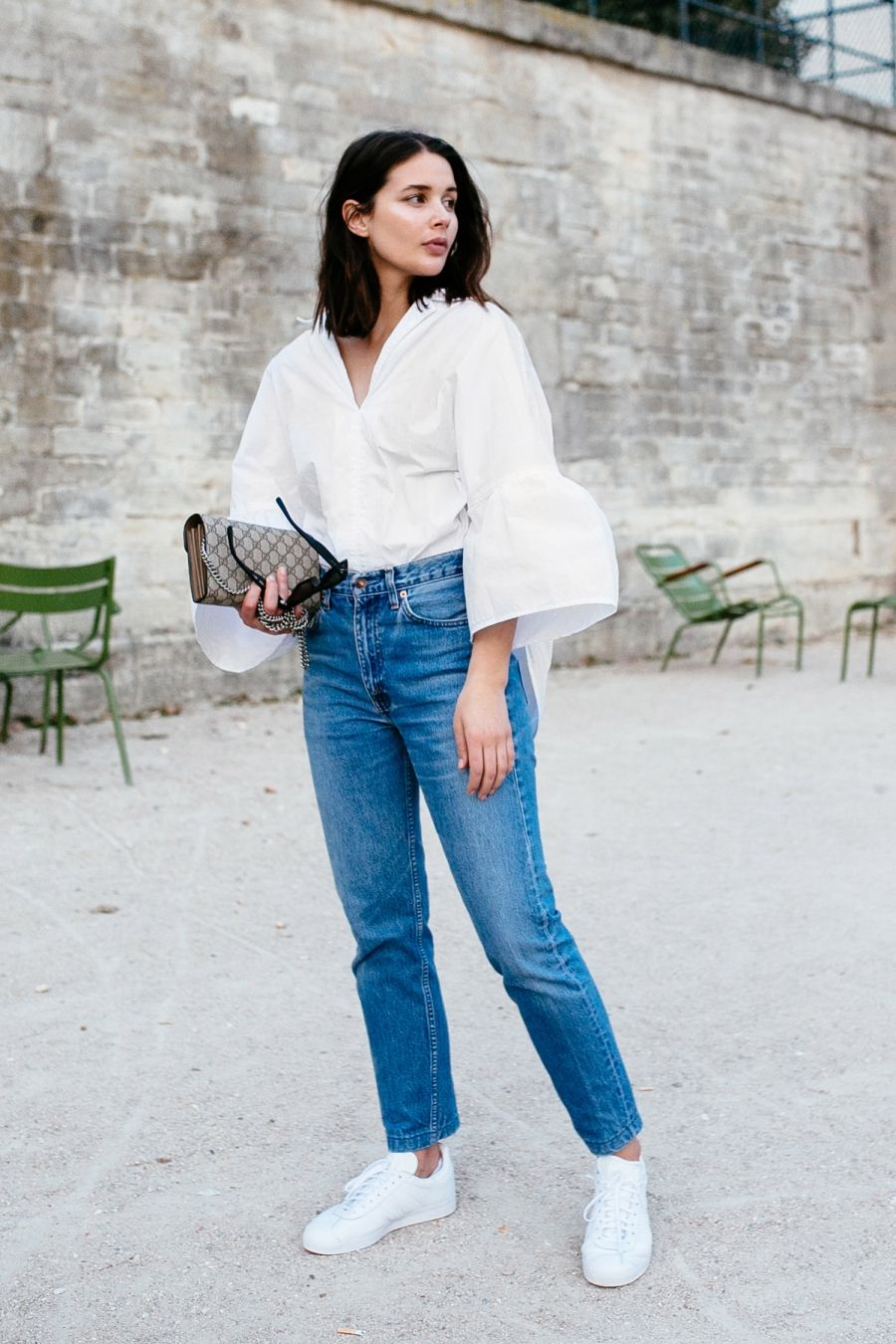 a984feb78908 Pin by mariolasl on Parisian Chic Look in 2019
