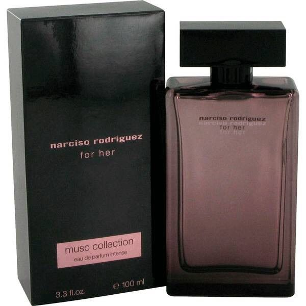 Narciso Rodriguez Musc Perfume 1 oz Eau De Parfum Intense Spray By Narciso Rodriguez for Women