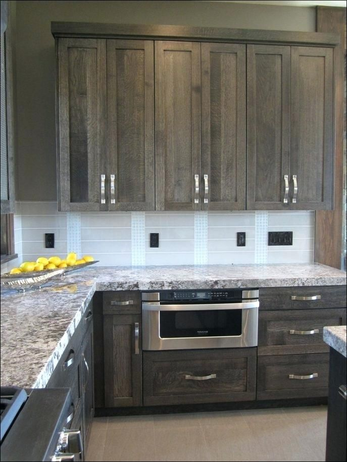 Image Result For Grey Gel Stain Cabinets Kitchen Cabinets Decor