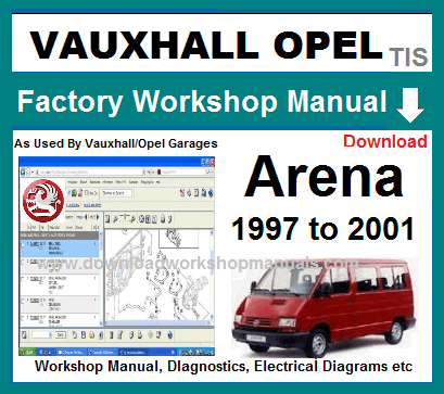 Official Workshop Manual Service Repair Land Rover Range Rover P38 1998 2001