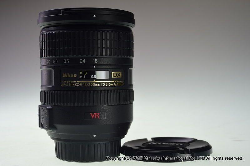 Nikon Af S Dx Vr Nikkor Ed 18 200mm F 3 5 5 6g If Excellent Nikon Nikon Binoculars Niko And