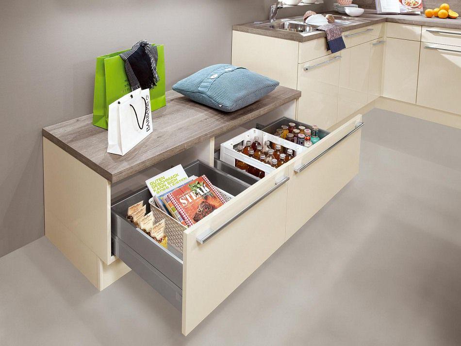 Unterschränke für die Küche richtig planen \ ausrichten kitchen - küchen unterschrank mit arbeitsplatte