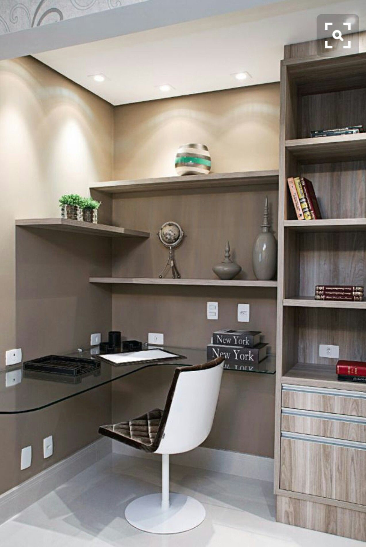 Pingl par krishan sur computer table pinterest for Salon avec ba