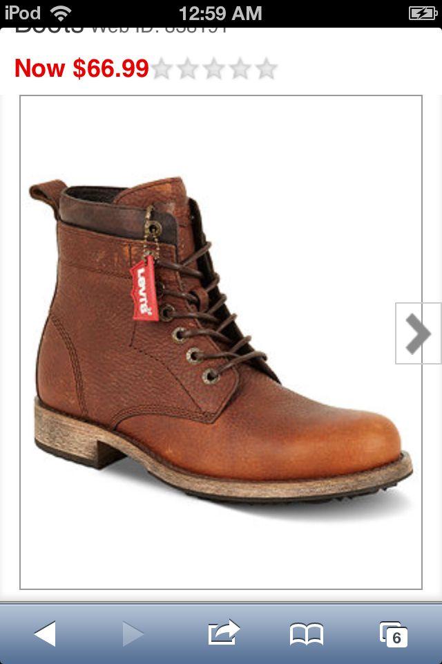 Levi Boots Boots Combat Boots Shoes