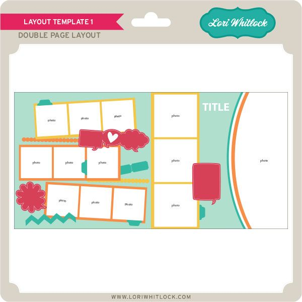 photo layout templates