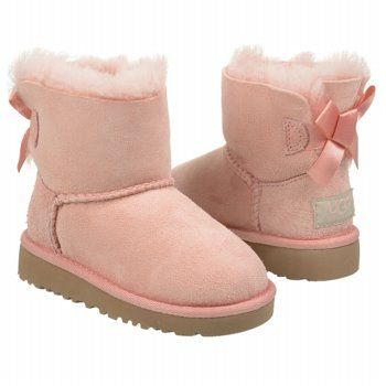 fe3c1bfc196 UGG Kids' Mini Bailey Bow Boot Toddler/Preschool at shoes.com ...