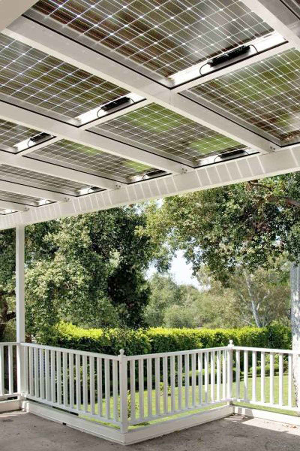 Solar Canopies u Awning Systems Photo Gallery SMALL HOUSE