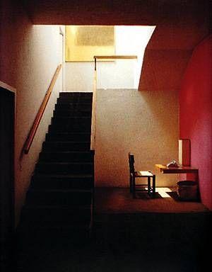 Casa Luis Barragán - Probablemente una de las casas más famosas y obra maestra del arquitecto mexicano. http://www.arq.com.mx/tag/Casa+Luis+Barragan