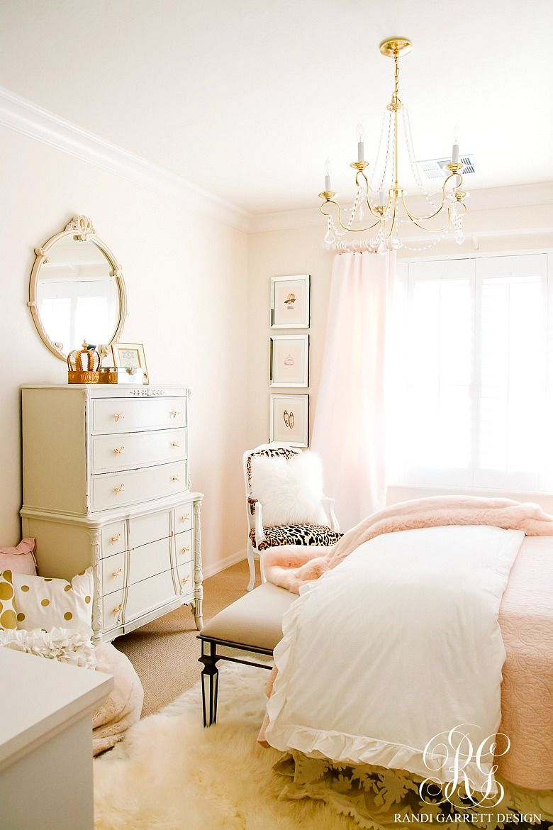 Blush Pink Lace Bedroom Makeover Easy Tips To Refresh Your