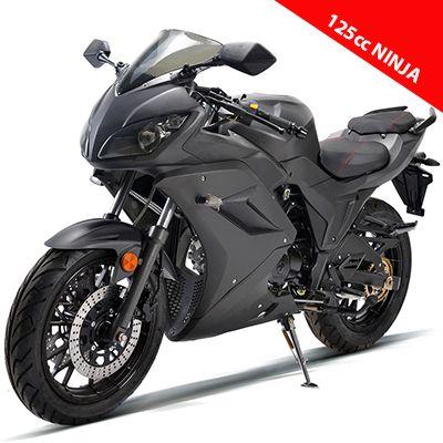 125cc Z1 Ninja Superbike Full Size Motorcycle Cheap Motorcycles Bike