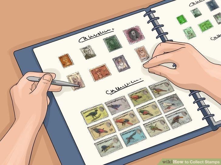 Collect Stamps Stamp collecting, Stamp, Collection
