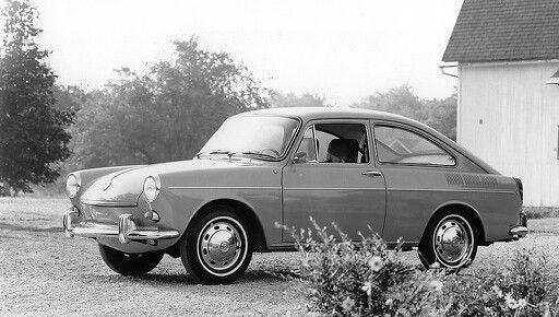 My new car-love: the Volkswagen Type III fastback