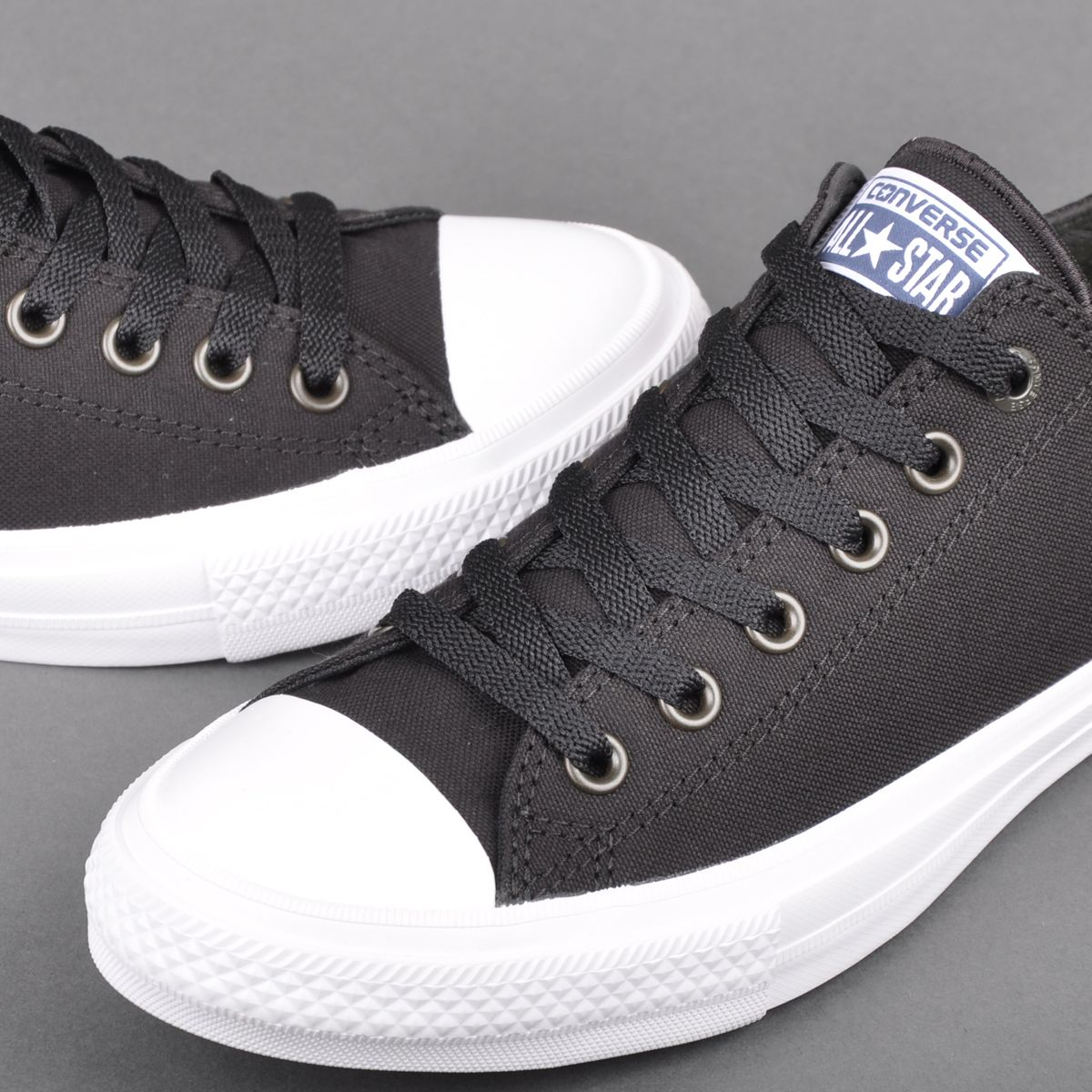 Converse CT II Ox, black / white | Beyond