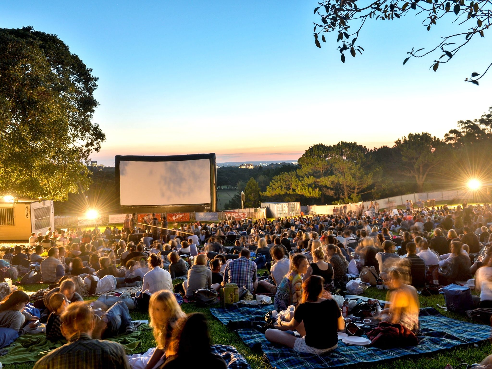 The best outdoor cinemas in Melbourne Cine y Agendas