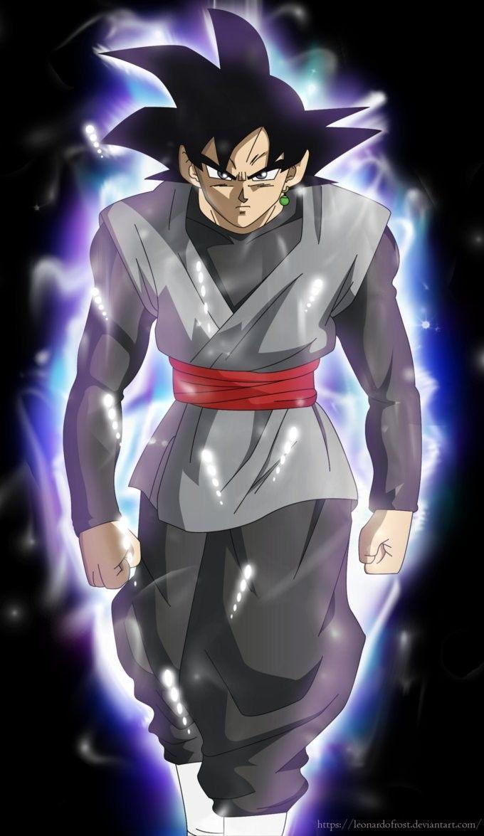 Black Goku, migatte no goku'i
