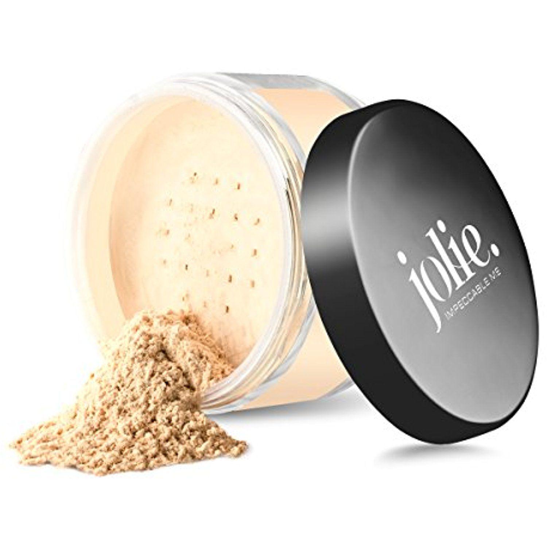 Jolie Loose Translucent Face Powder Ultra Fine, Silky