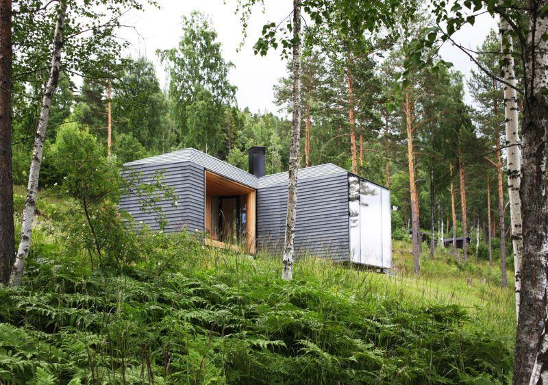 """""""Cabin Norderhov"""" von AtelierOslo. (Foto: Lars Petter Pettersen)"""