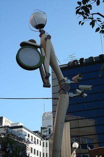 America Mura Lamppost Lamp Post Street Lamp Japan