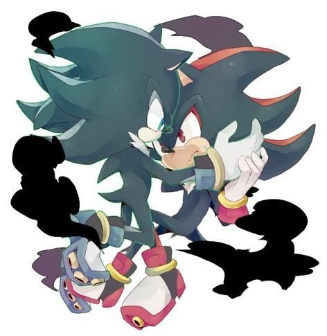Shadow vs mephiles shadow vs mephiles kike - Jeux de sonic vs shadow ...