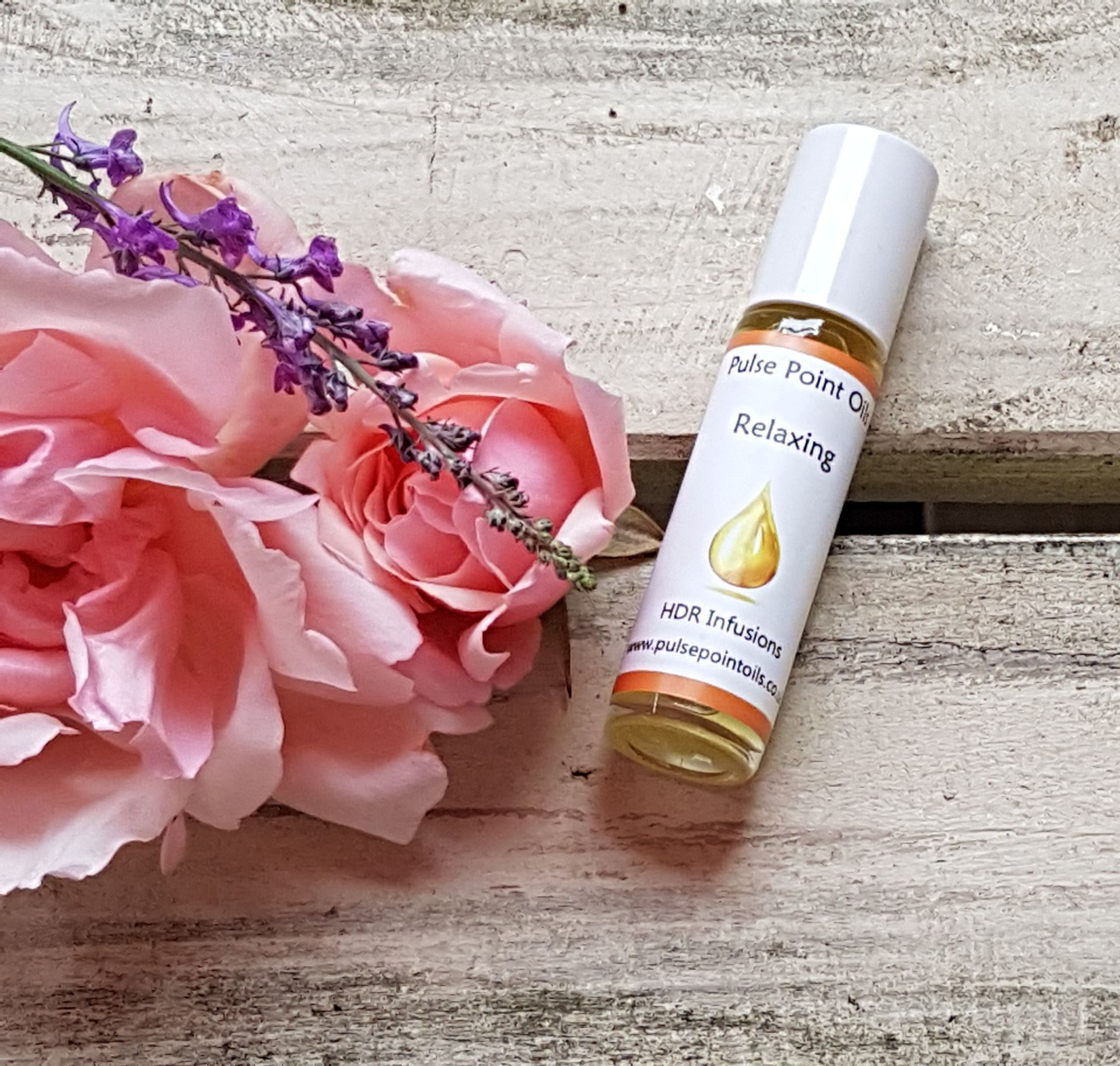 Relaxing Pulse Point Oil from Pulse Point Oils, this