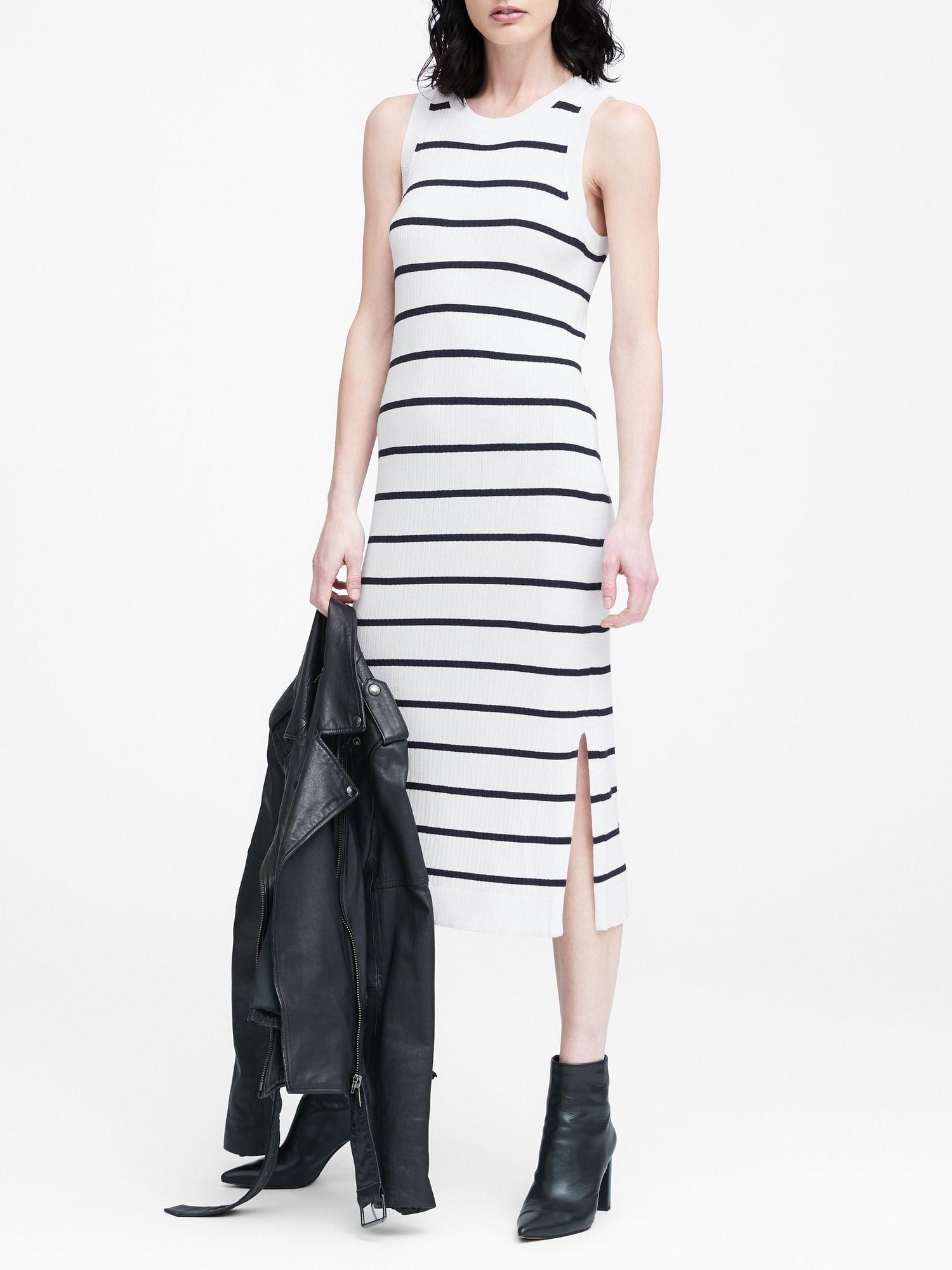 Product Striped Knit Dress Striped Knit Women Clothes Sale [ 2000 x 1500 Pixel ]
