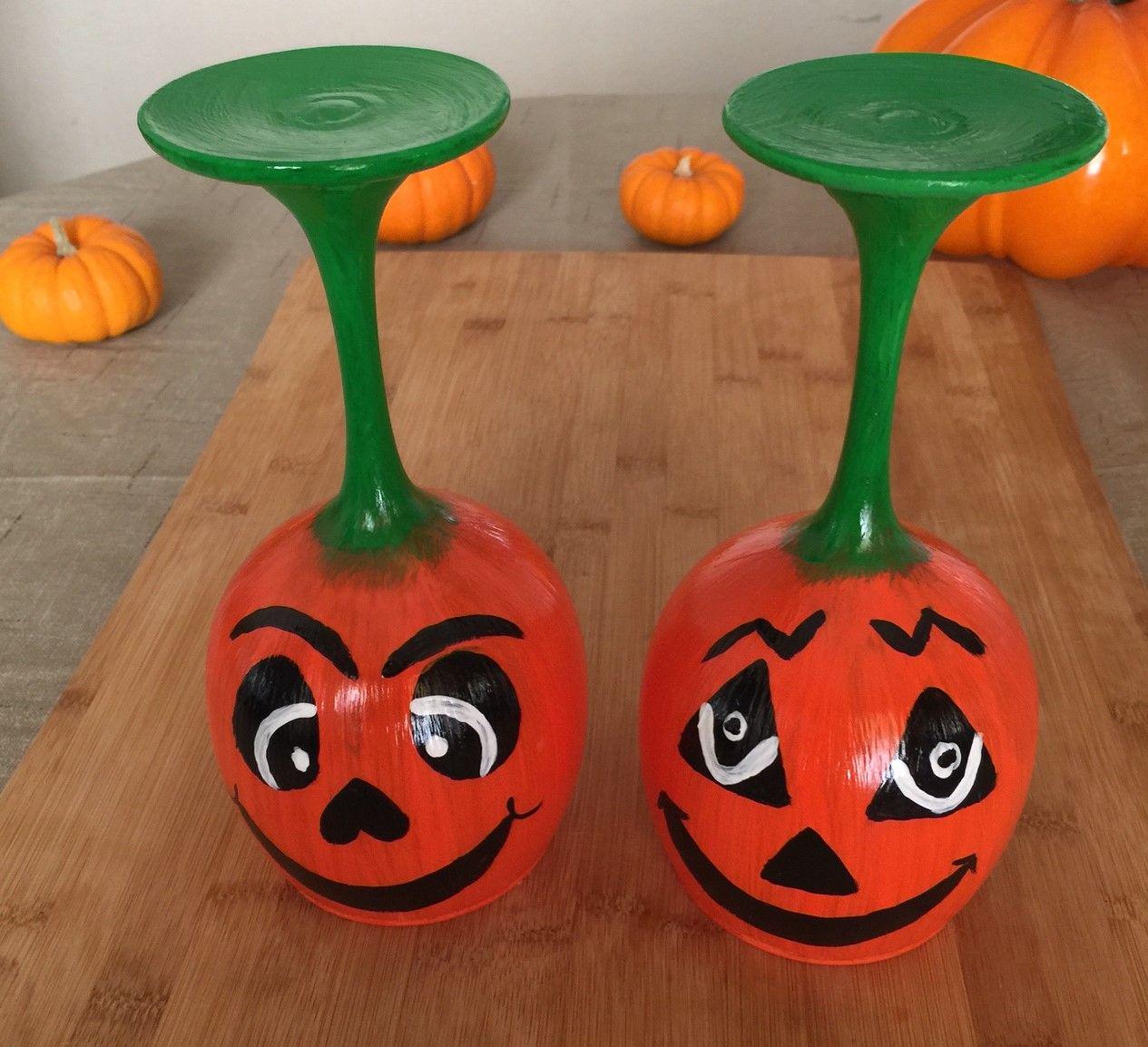 Halloween pumpkin glasses lets talk los angeles