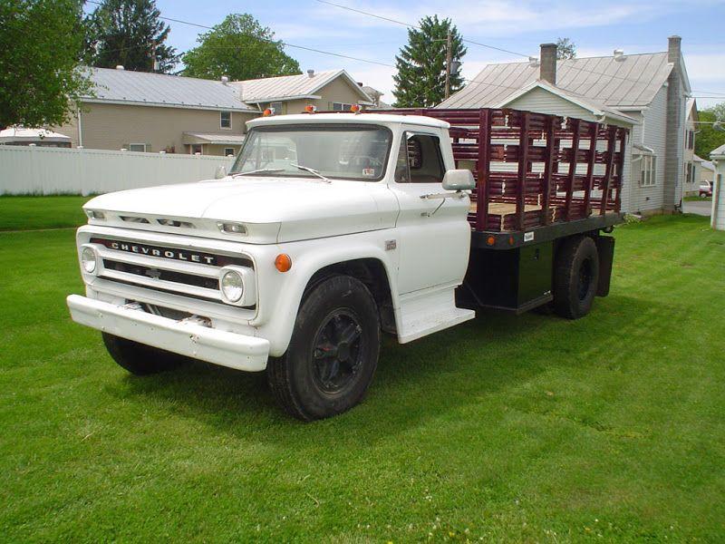 Post Your 1960-1966 Chevrolet & GMC Big Boy Trucks - Medium-Heavy ...