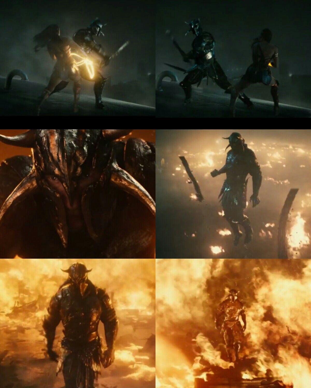 Ares The God Of War By Wonder Woman Movie 2017  Maromba -5459