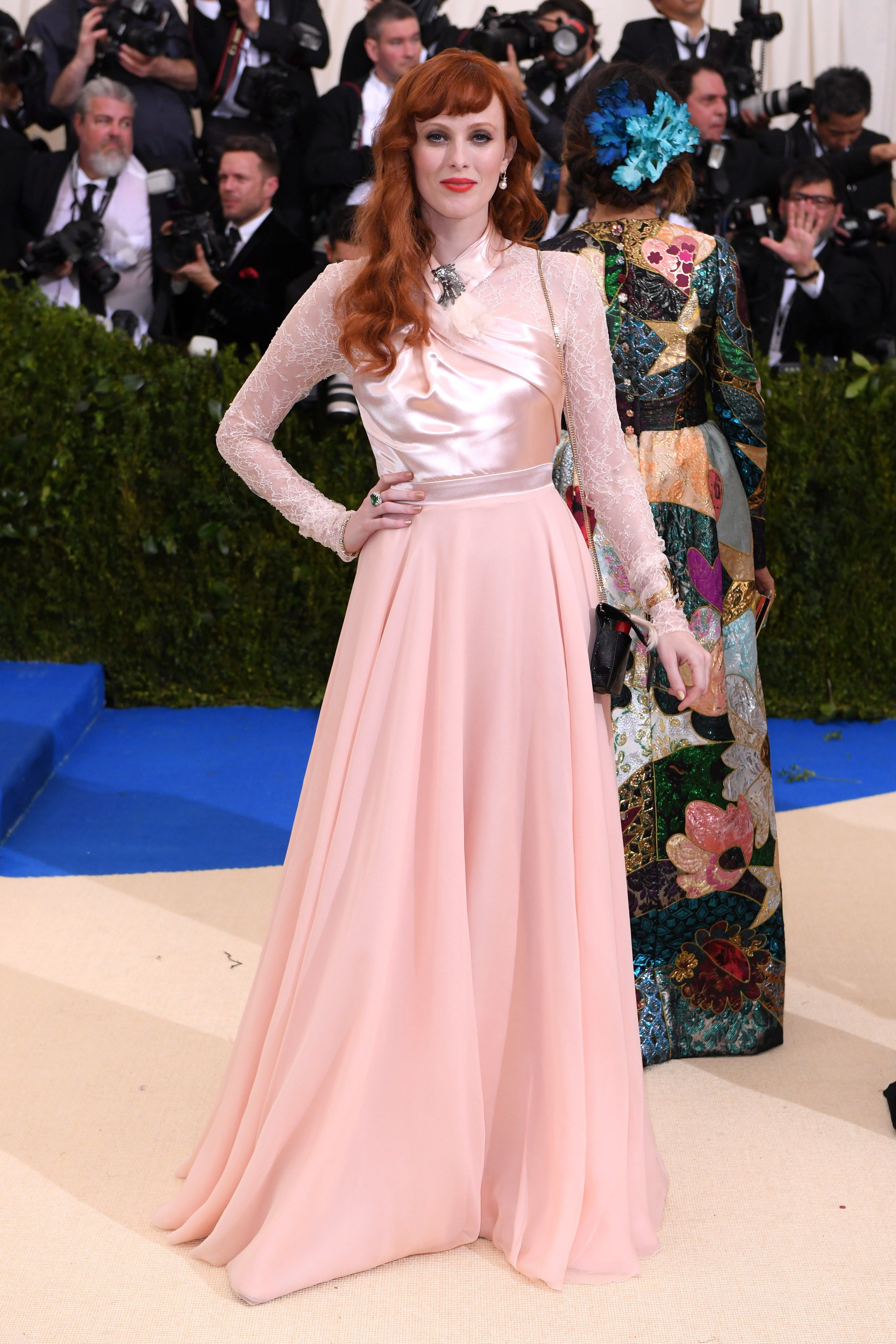 Met Gala 2017 Red Carpet Live: All the Celebrity Dresses and Fashion ...