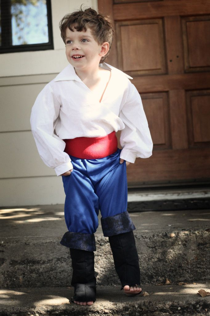 My Adventure: Prince Eric Costume from Disney's The Little ...