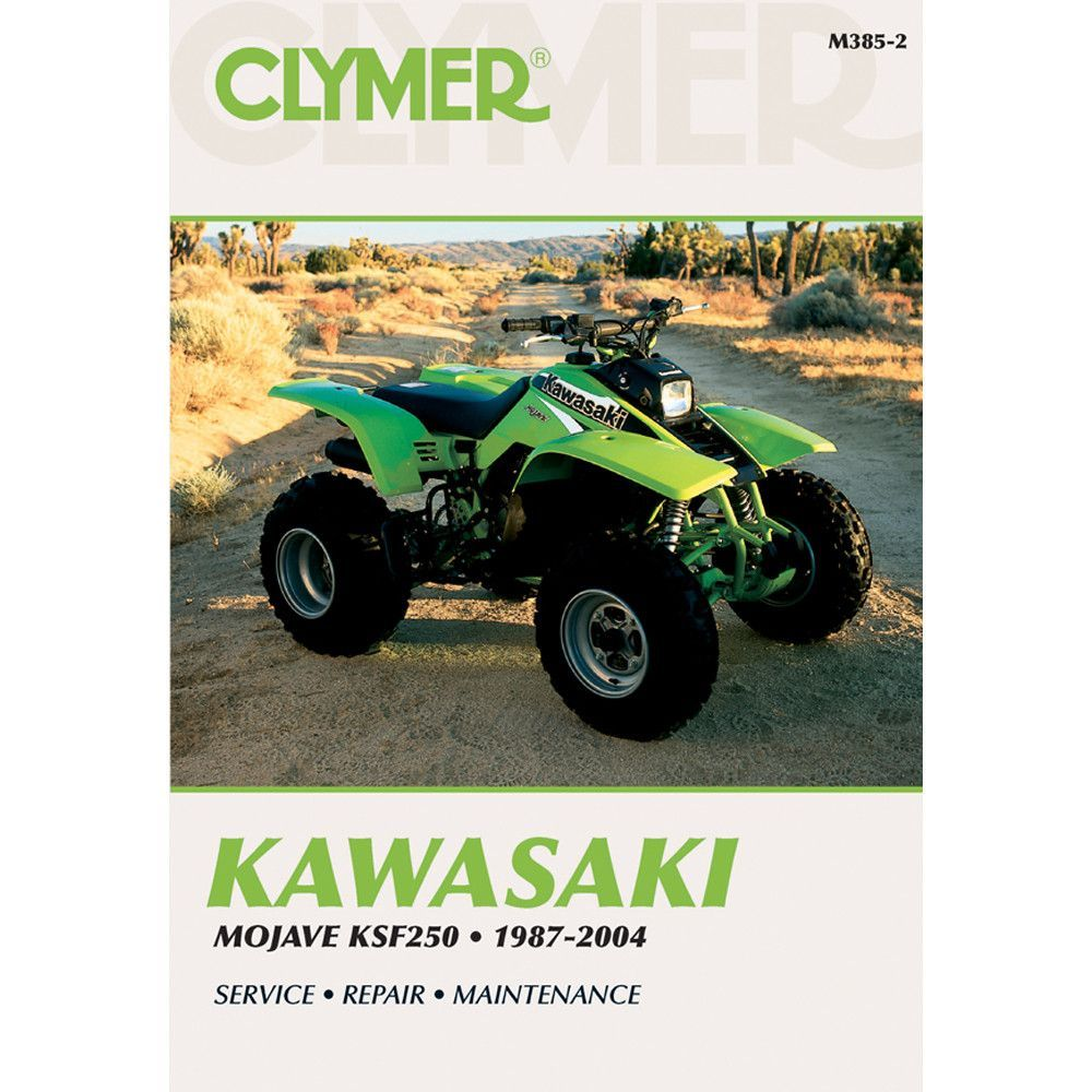 Clymer Kawasaki Mojave KSF250 (1987-2004)