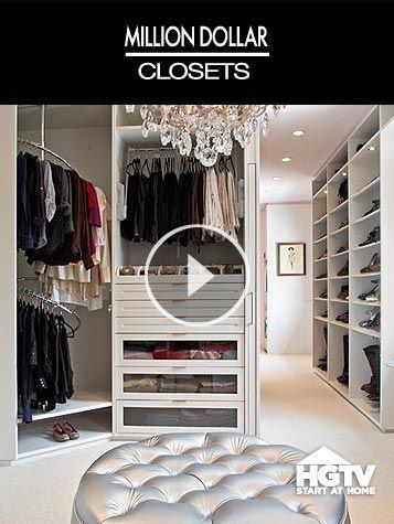 Attirant The Jenners: Million Dollar Closets