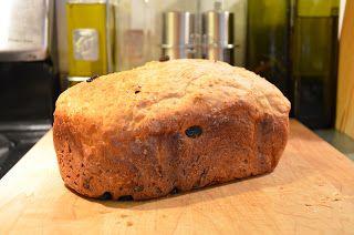 Moon Baking: Multigrain Raisin Bread