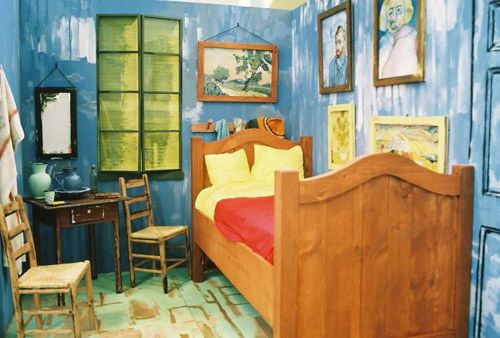 17 best images about van gogh bedroom on pinterest | perspective