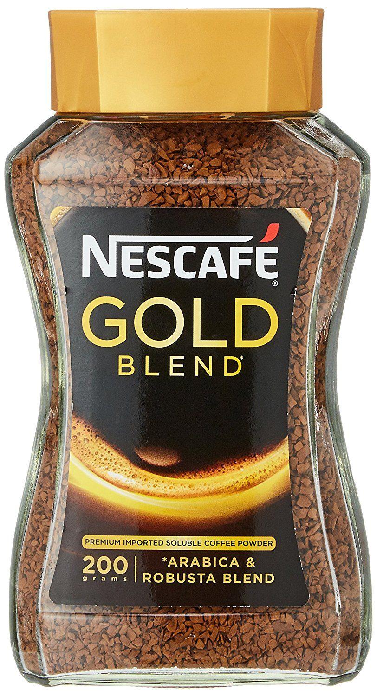Nescafe Gold Premium Blend Coffee ,200g Nescafe gold