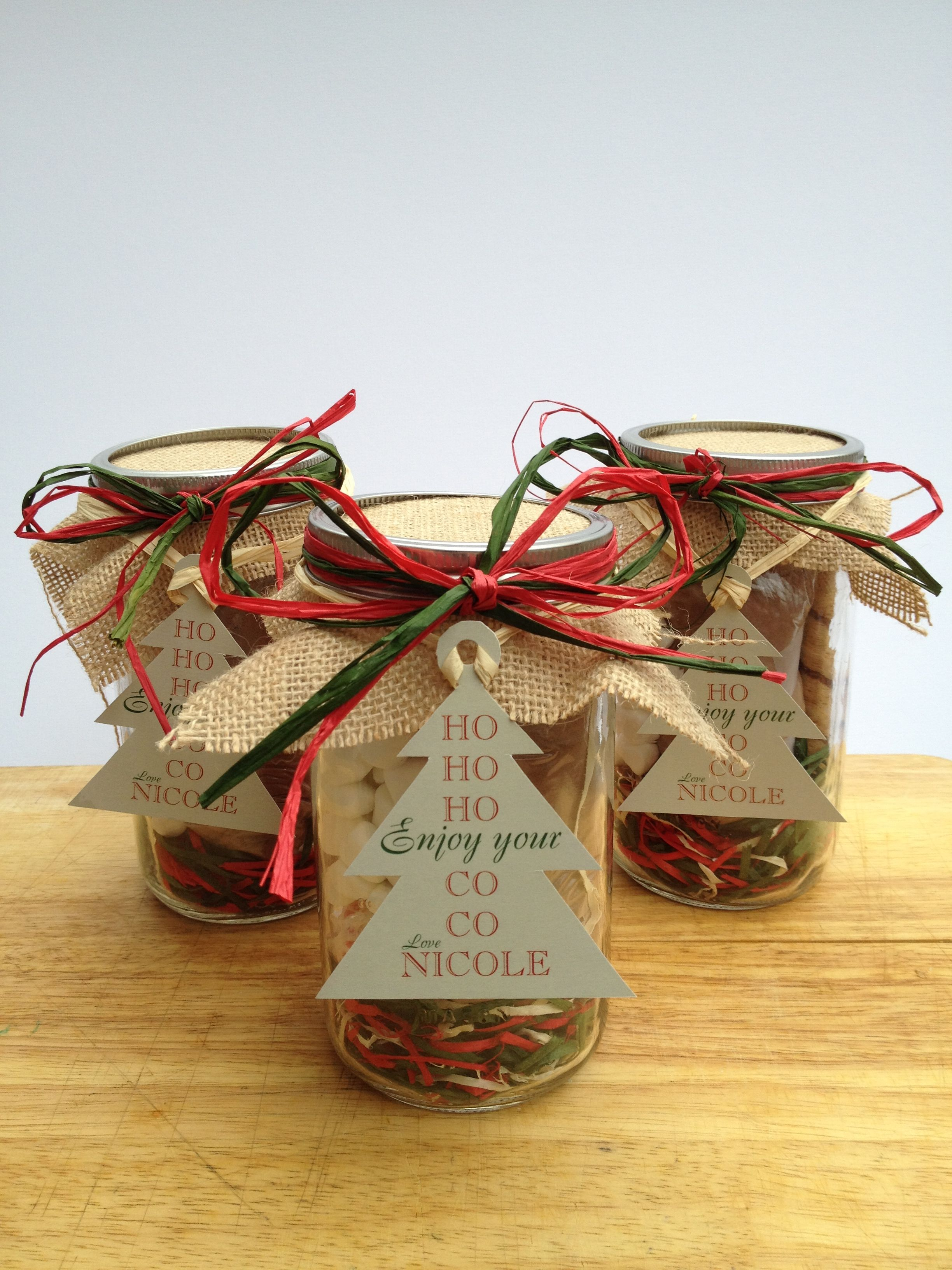 Christmas Gift in a Jar | Christmasy | Pinterest | Christmas gifts ...