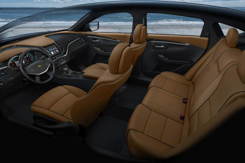 2020 Chevrolet Impala Interior Overview Photo In 2020 With Images