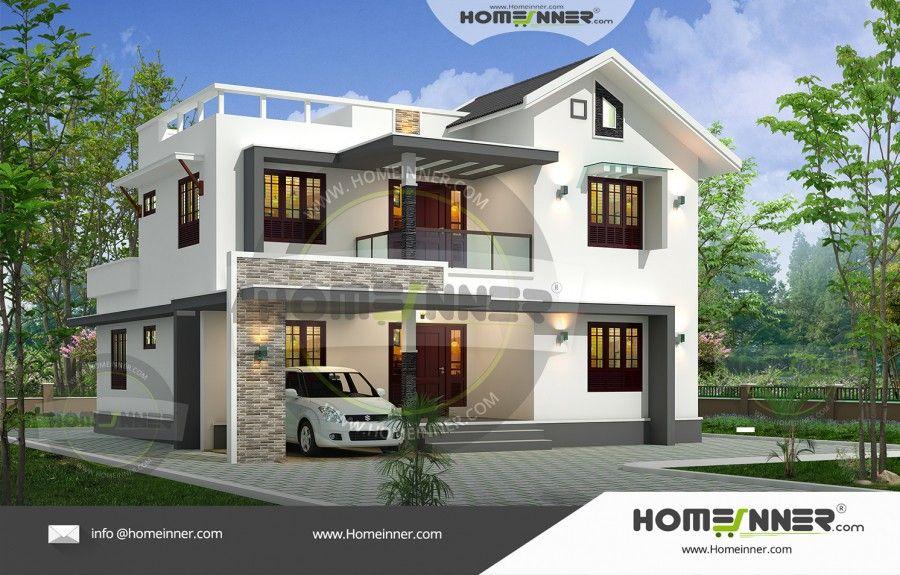 North Tripura 20 Lakh House Design For Duplex Kerala House Design Latest House Designs House Plans