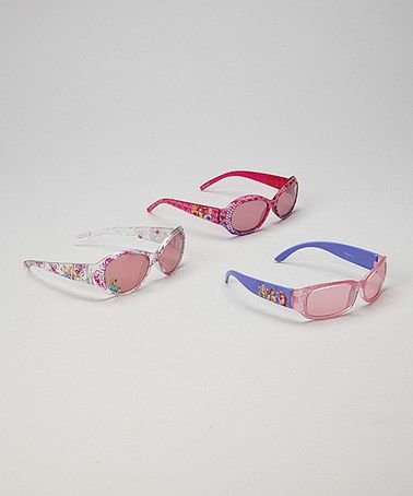 6097b9ab350 Look what I found on  zulily! Disney Princess Sunglasses Set by ...