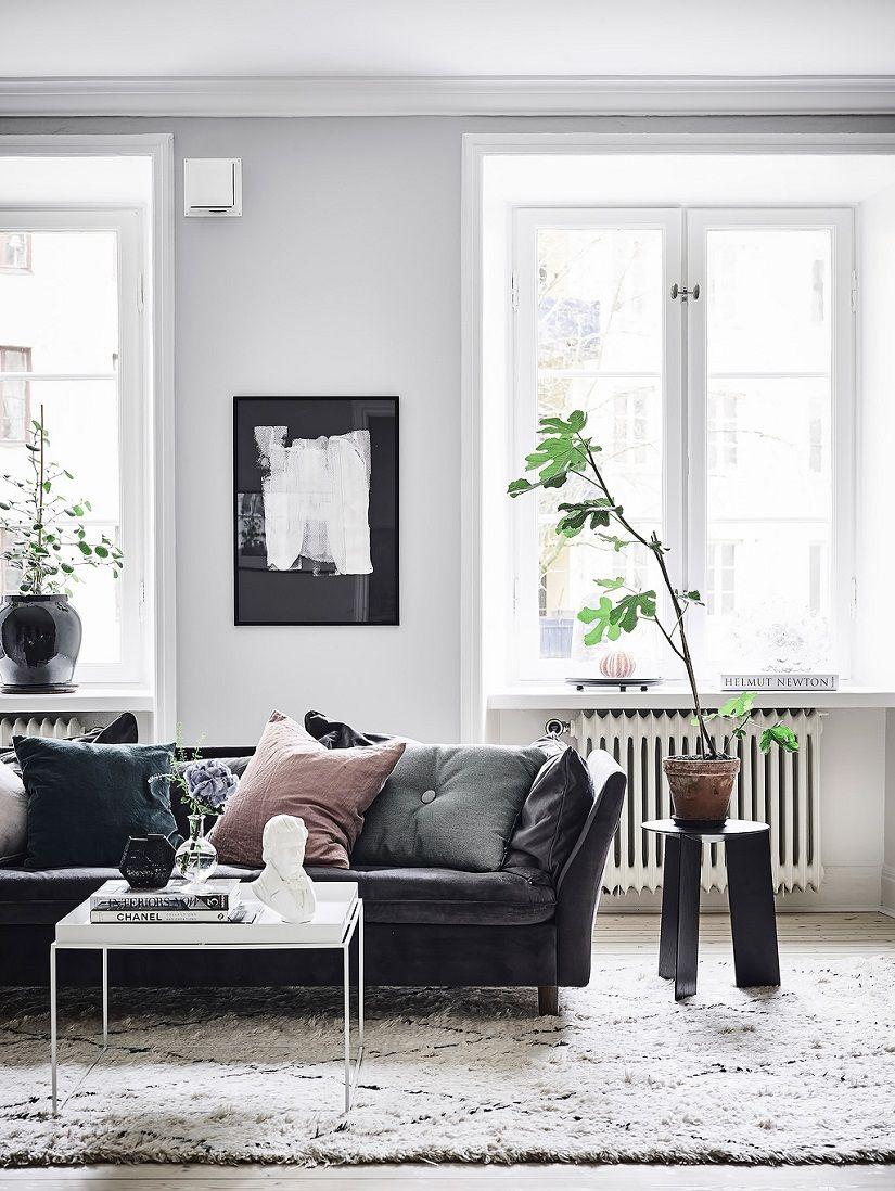 Wisuella At Alandsgatan Gothenburg Living Room Grey Living