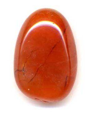 cornalina piedra - cristais purificadores naturais
