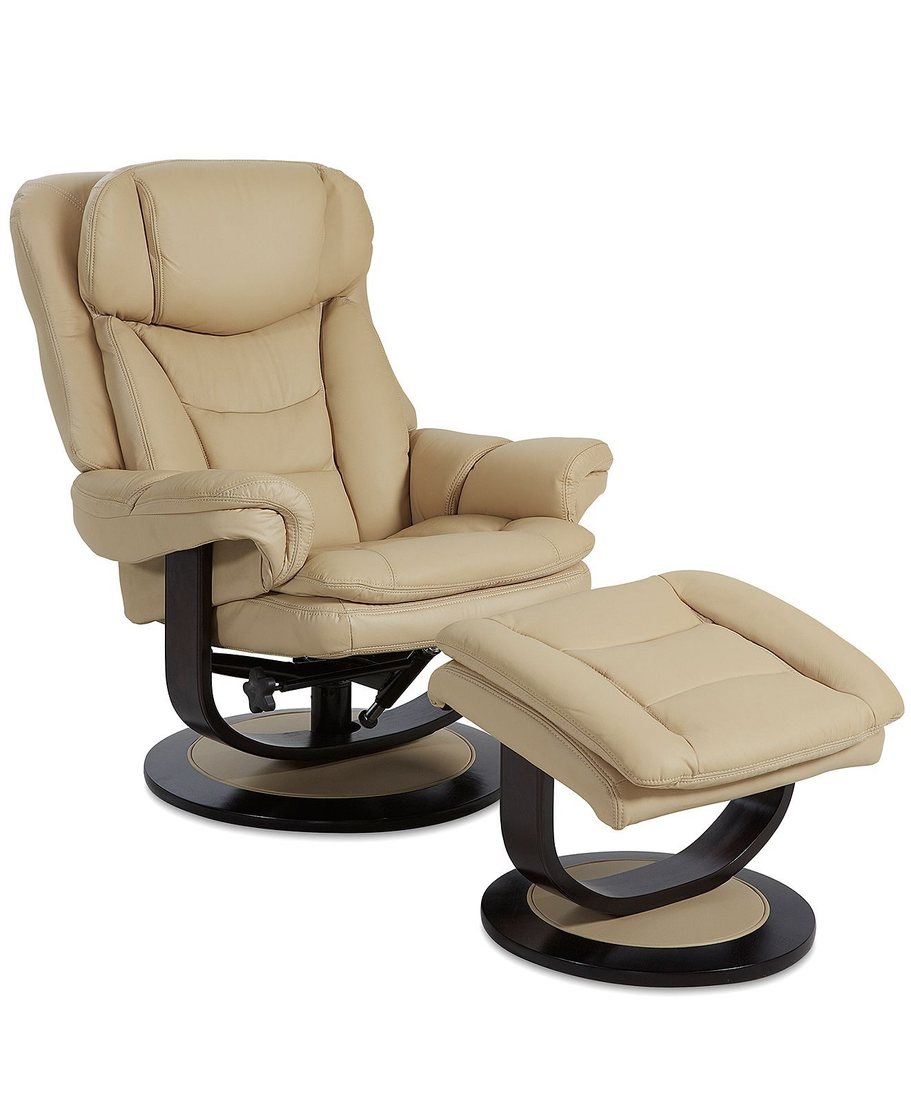 Groovy Ren Recliner Chair With Ottoman Recliners Furniture Gmtry Best Dining Table And Chair Ideas Images Gmtryco