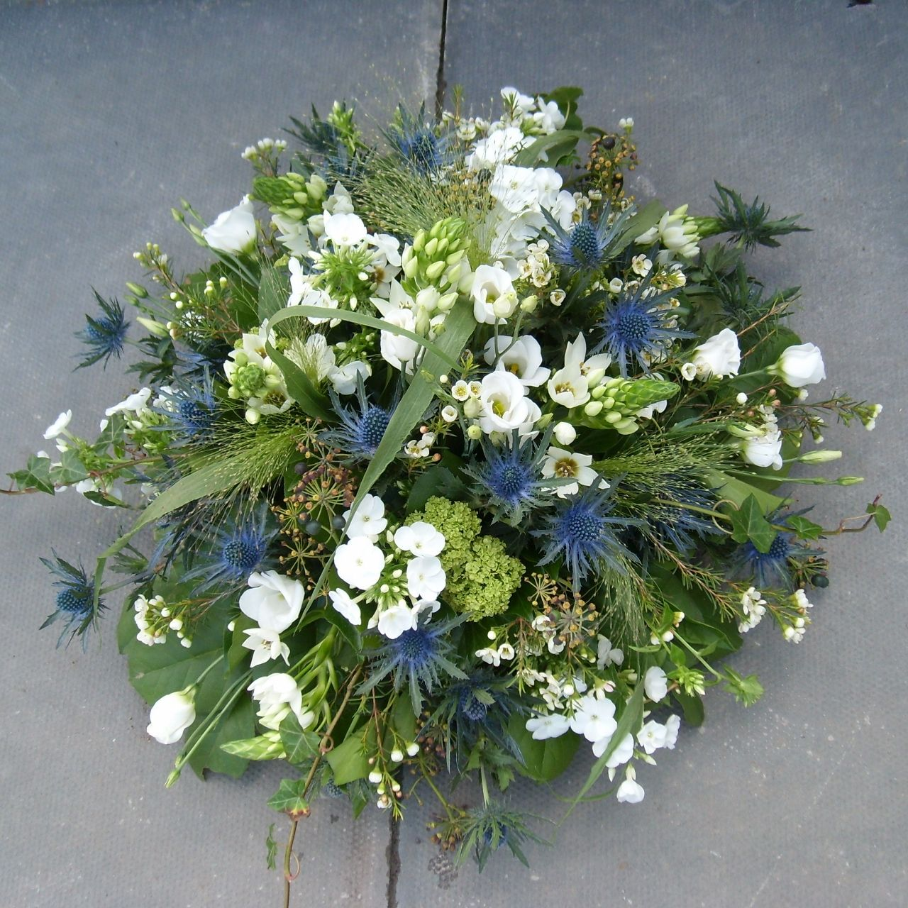 Funeral flowers sympathy flowers pinterest funeral flowers funeral flowers izmirmasajfo