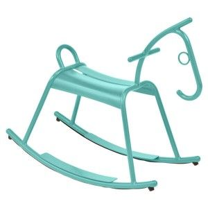 Chaise à bascule ADADA Fermob pour enfants lagune   Jardin