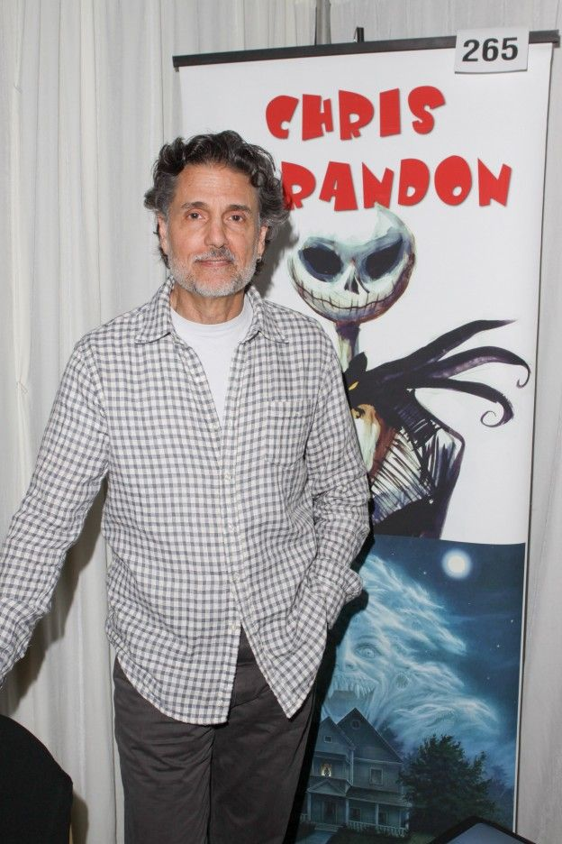 chris sarandon was the voice of jack skellington but he did not do the singing he apparently didnt have the pipes for the songs instead danny elfman - Voice Of Jack Nightmare Before Christmas