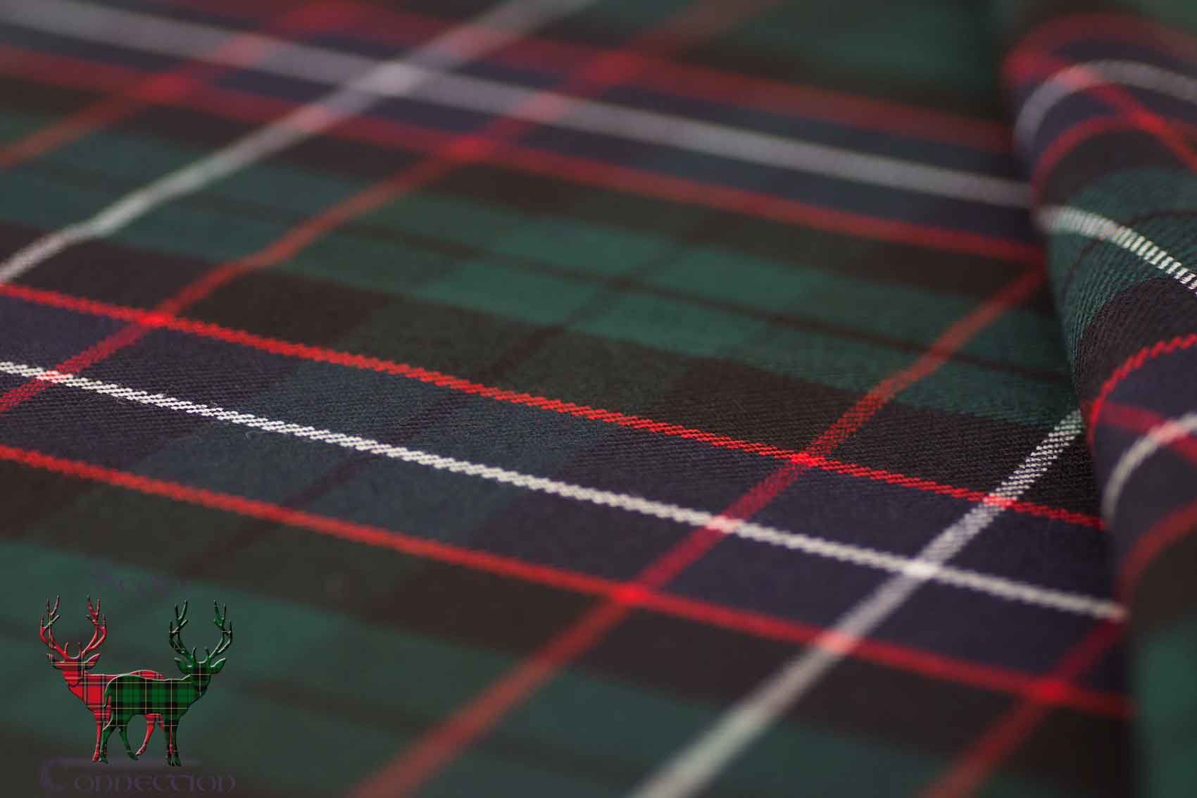 Mens Bow Tie Woven in Scotland Mitchell Modern Tartan