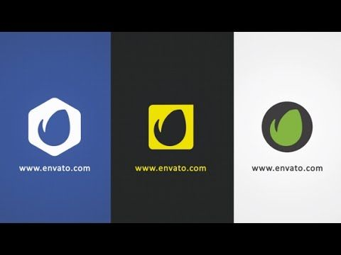 Shapes Logo | After Effects template
