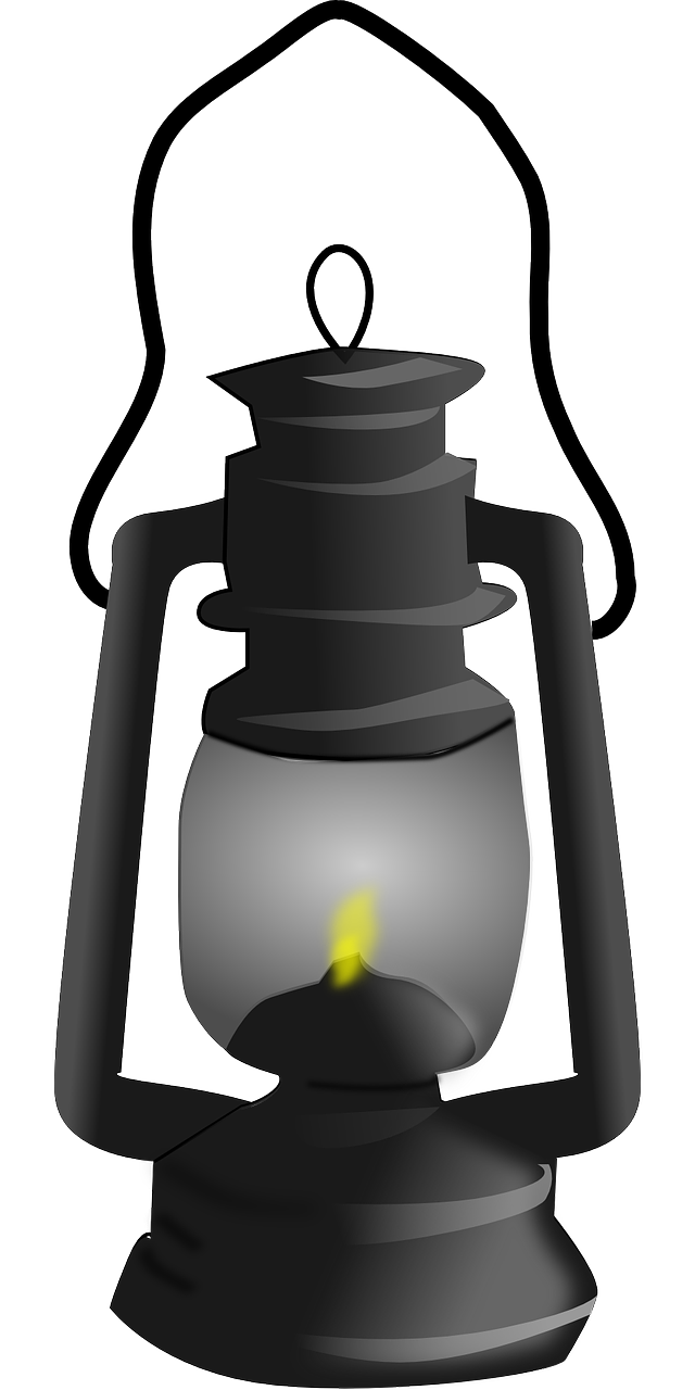 Lantern Light Oil Lamp Black transparent image | Lantern ... for Oil Lamp Clip Art  174mzq